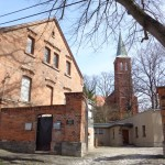 Pfarramt und Bonhoefferhaus Schackstedt