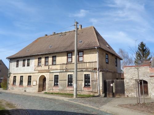 Pfarrhaus Mehringen