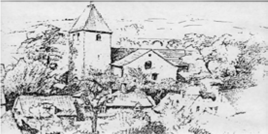 Kirche Freckleben